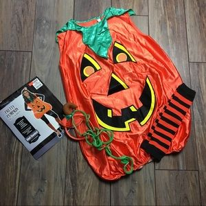 Other - Pretty Pumpkin women's Halloween Costume